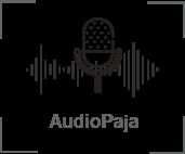 Audio paja